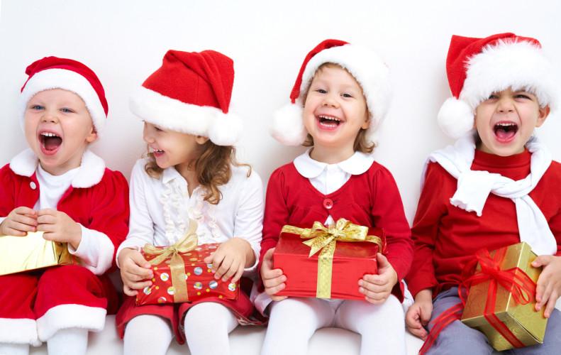 Fina julklappstips till barn