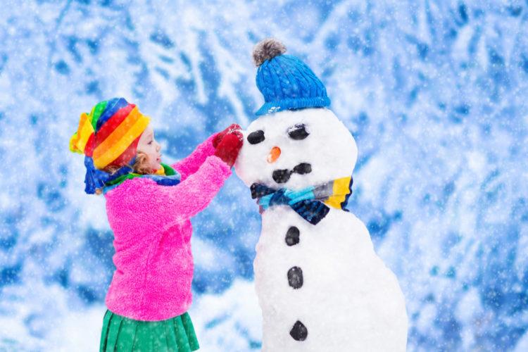 Vinteraktiviteter med barnen