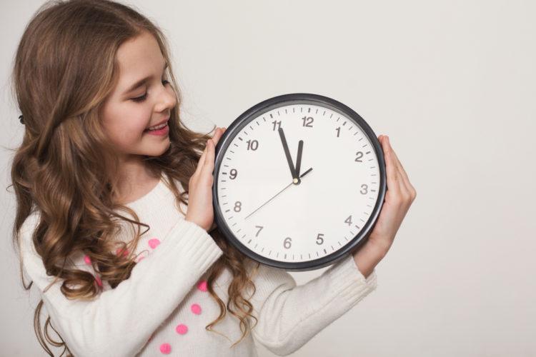 Barn och tidsuppfattning